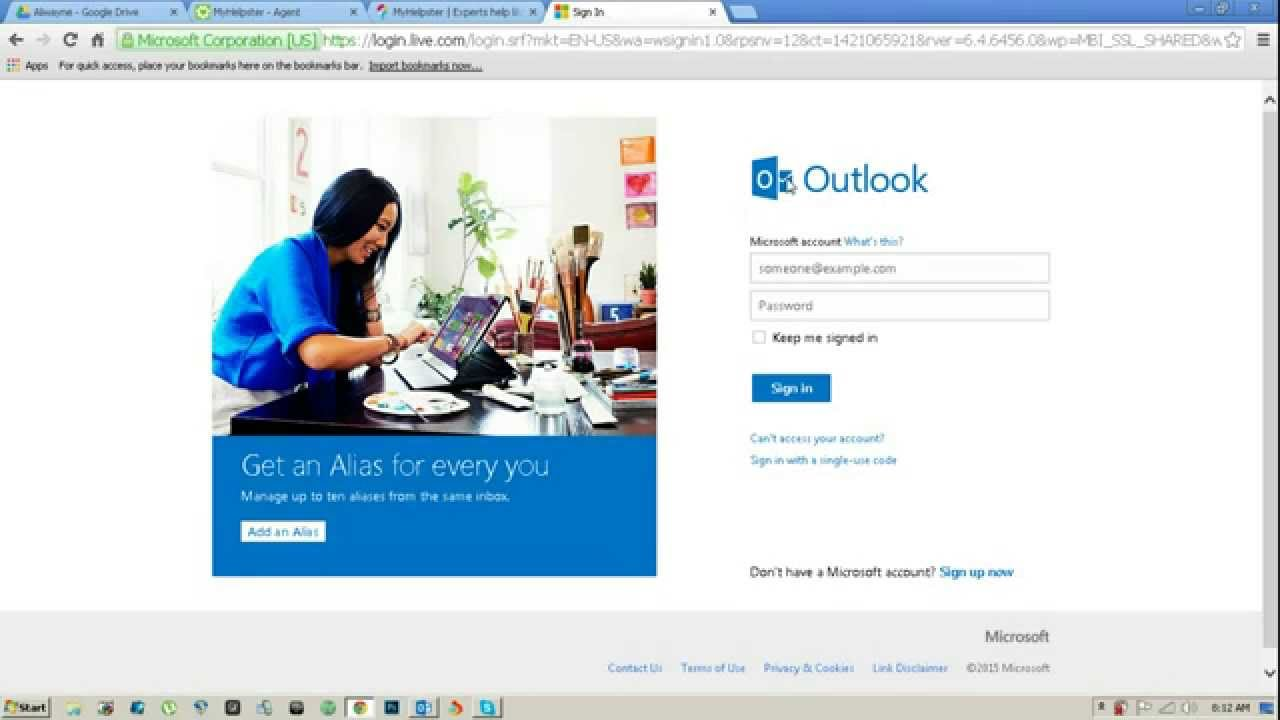 How Do I Get My Hotmail Account Back