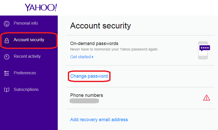 How to Yahoo Account Recovery Without Alternate Email ID