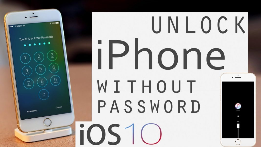 4 Methods to Unlock iPhone Without Password - iPhone Help